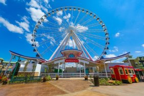 Pigeon Forge - Great Smoky Mountain Wheel