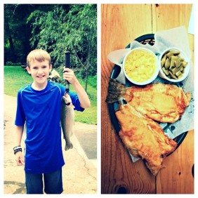 Sevierville - English Mountain Trout Farm & Grill