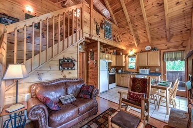 Twilight Ridge, 1 Bedroom, Game Room, Wifi, Mountain Views,  Sleeps 4