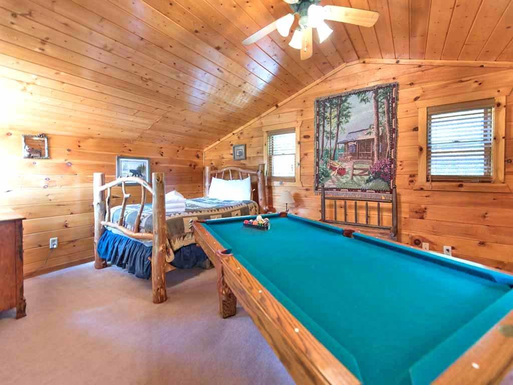 Photo of a Gatlinburg Cabin named Bearway To Heaven - This is the twelfth photo in the set.