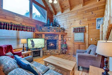 Bear Nook, 2 Bedrooms, Hot Tub, Game Room, Jetted Tub, Sleeps 8