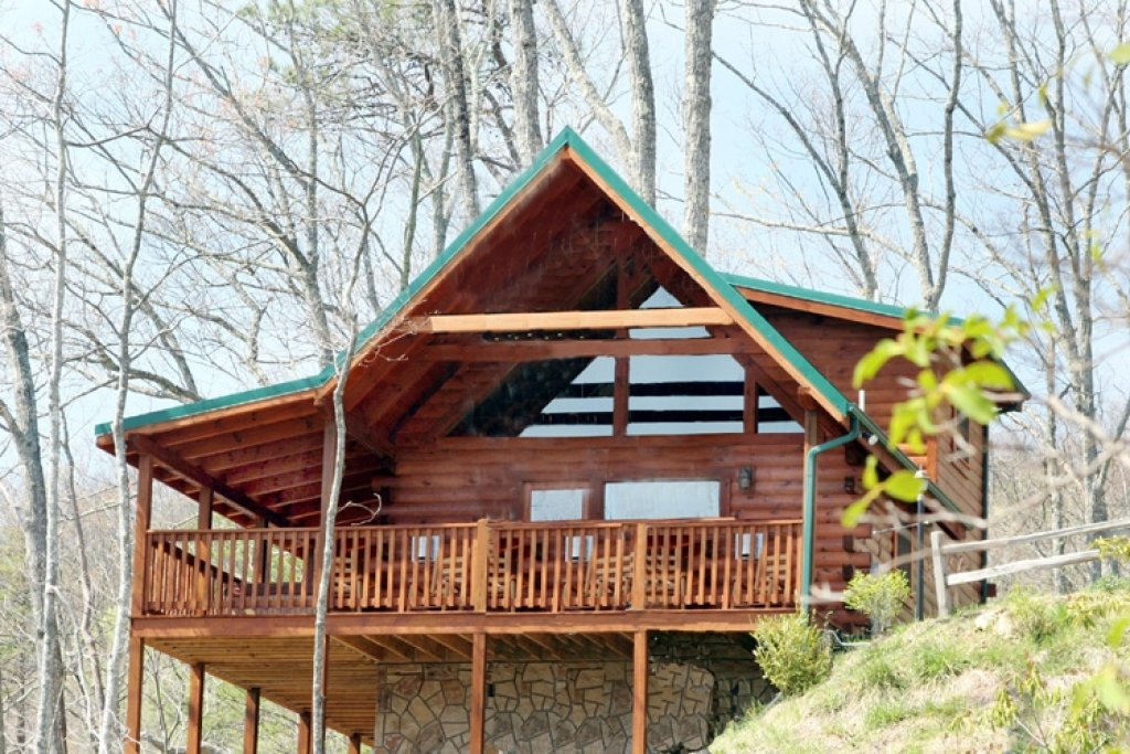 Photo of a Gatlinburg Cabin named Breathtaking View - This is the twenty-second photo in the set.