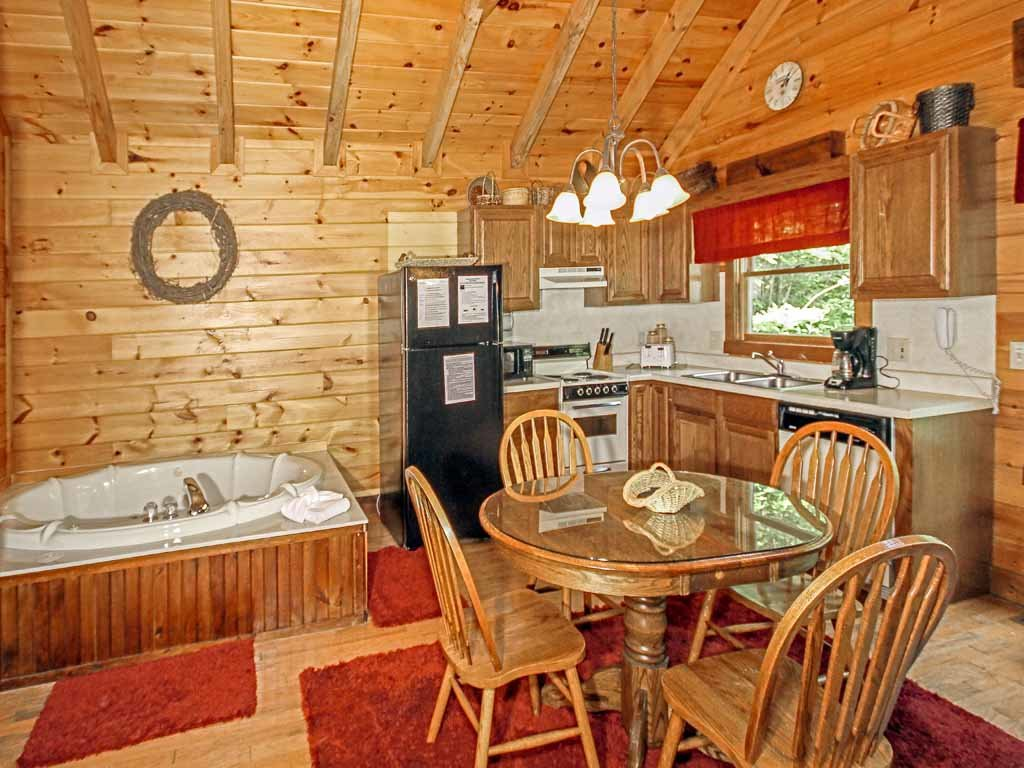 Photo of a Gatlinburg Cabin named Fawn Cabin - This is the seventh photo in the set.