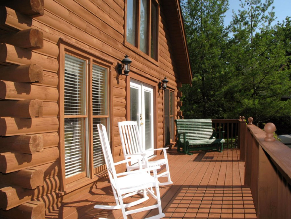 Photo of a Gatlinburg Cabin named Dream Catcher - This is the fourth photo in the set.