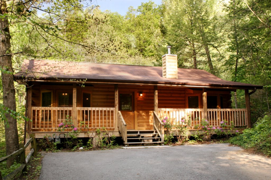 Photo of a Gatlinburg Cabin named Magical Moments - This is the seventeenth photo in the set.