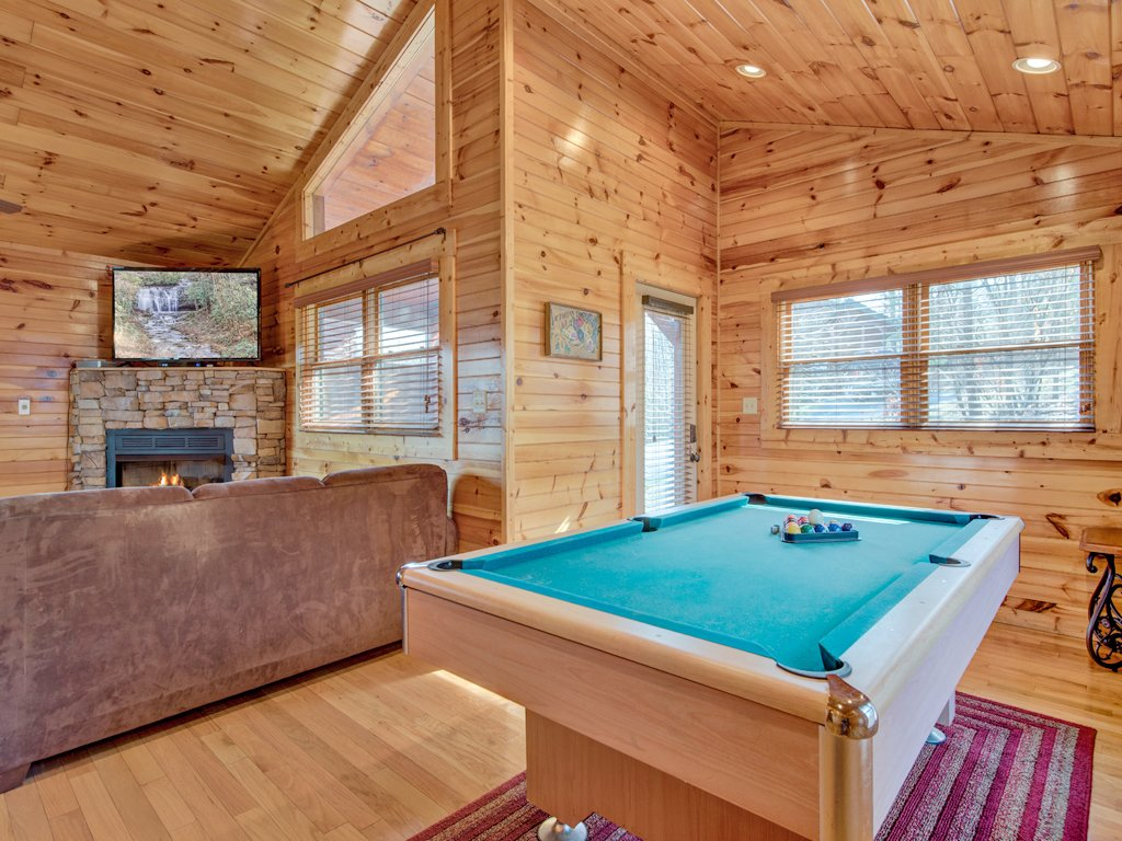 Photo of a Gatlinburg Cabin named Magic Moments Ii - This is the ninth photo in the set.