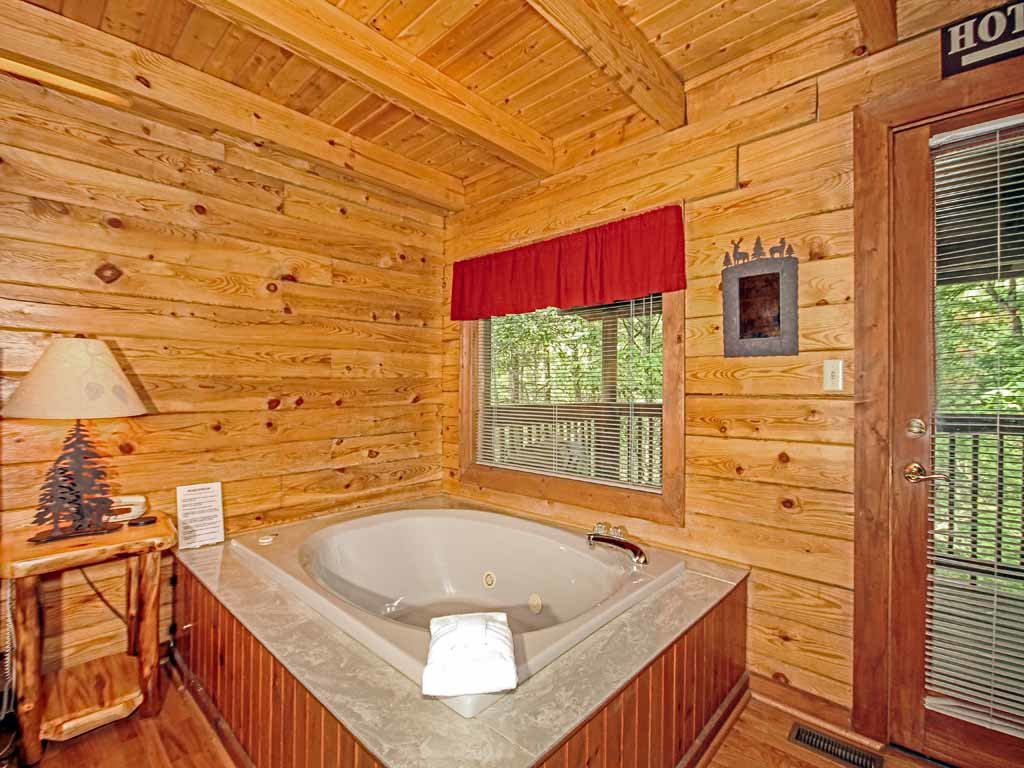 Photo of a Gatlinburg Cabin named Buckhorn - This is the eleventh photo in the set.