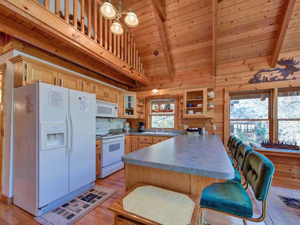 Photo of a Gatlinburg Cabin named Amazing River Retreat - This is the ninth photo in the set.