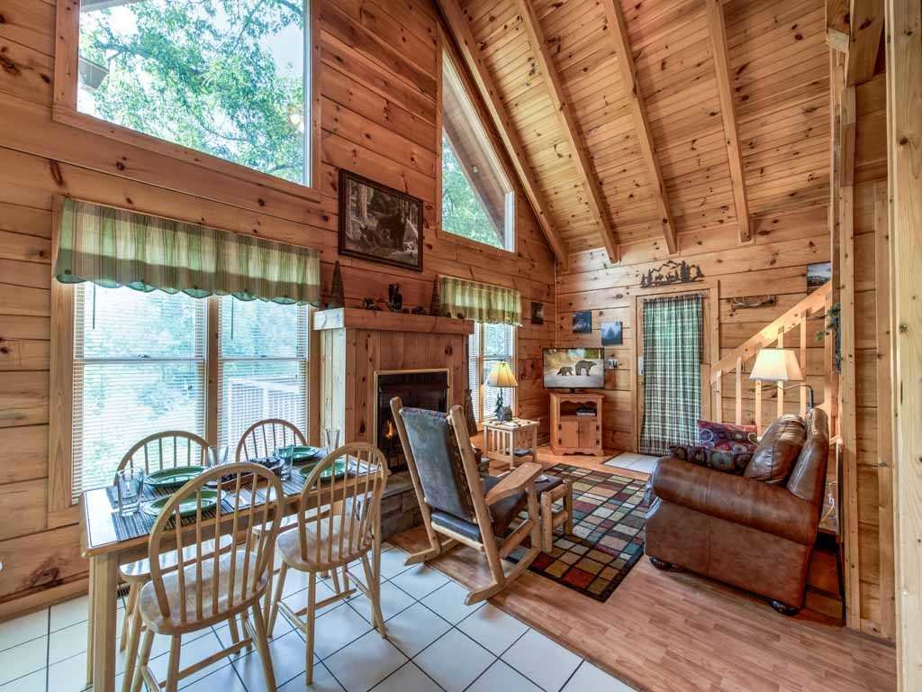 Photo of a Gatlinburg Cabin named Twilight Ridge - This is the fifth photo in the set.