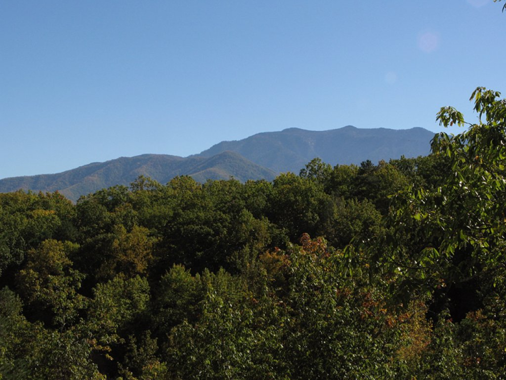 Photo of a Gatlinburg Cabin named Away In The Mountains - This is the twenty-sixth photo in the set.