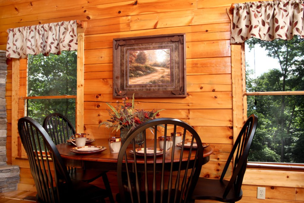 Photo of a Gatlinburg Cabin named Together Again - This is the sixth photo in the set.
