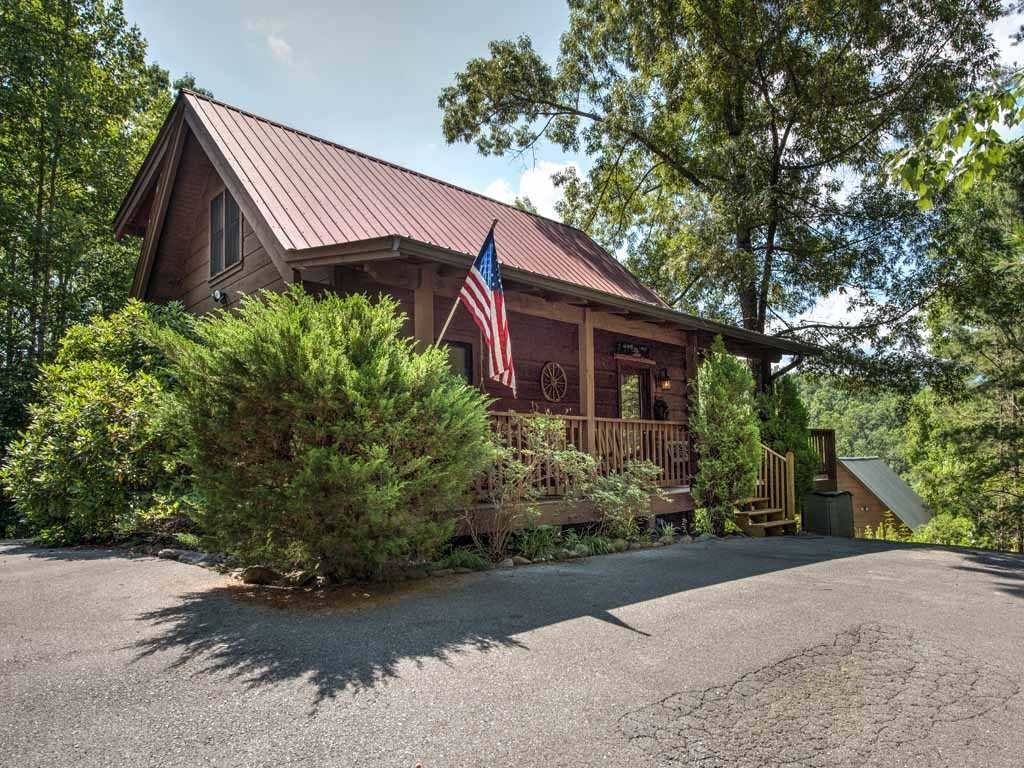 Photo of a Gatlinburg Cabin named Twilight Ridge - This is the sixteenth photo in the set.