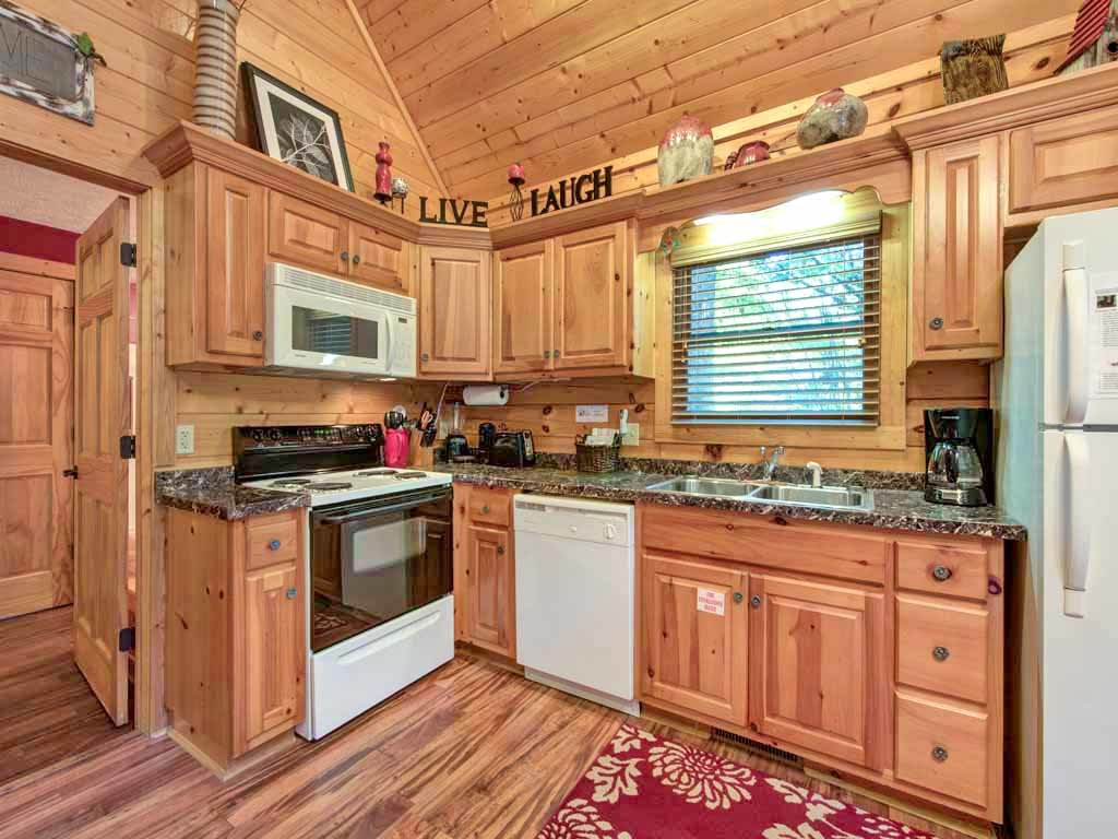 Photo of a Gatlinburg Cabin named Southern Serenity - This is the seventh photo in the set.