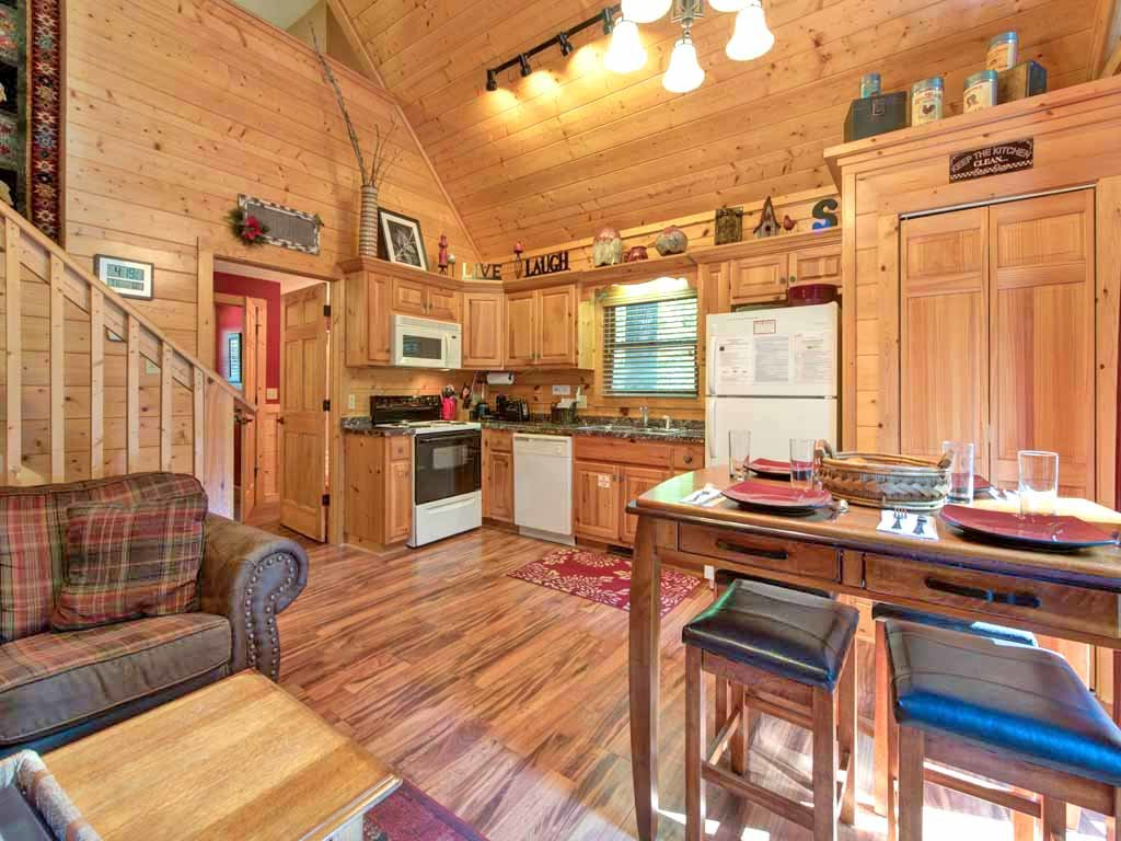 Photo of a Gatlinburg Cabin named Southern Serenity - This is the sixth photo in the set.
