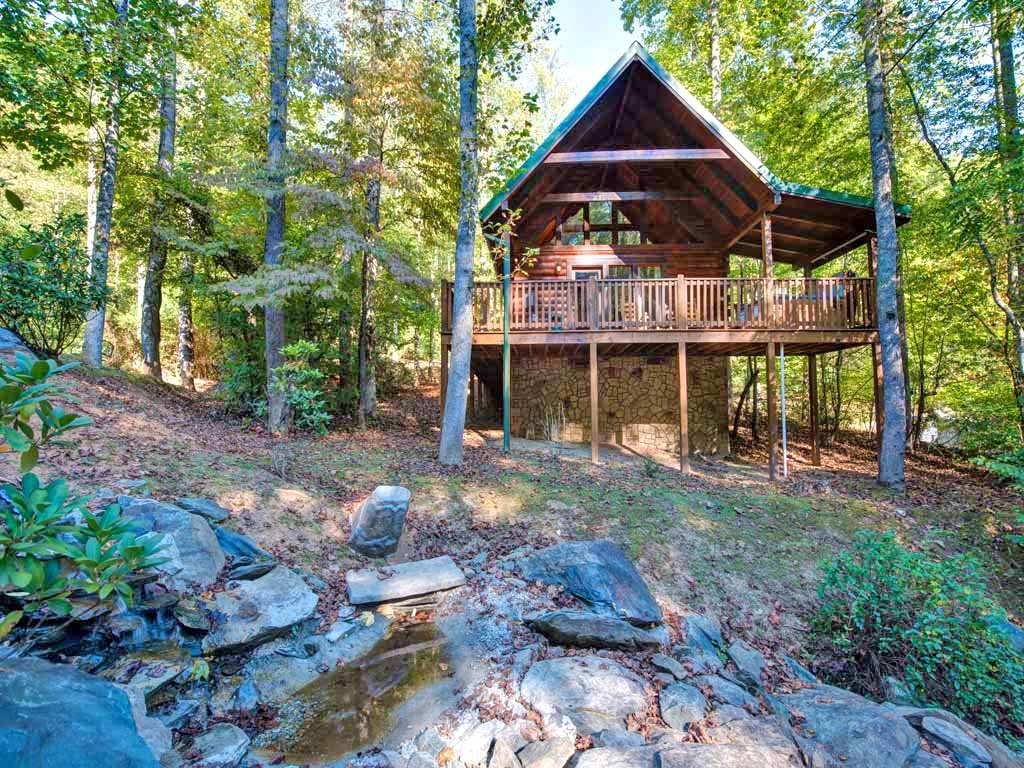 Photo of a Gatlinburg Cabin named Southern Serenity - This is the seventeenth photo in the set.