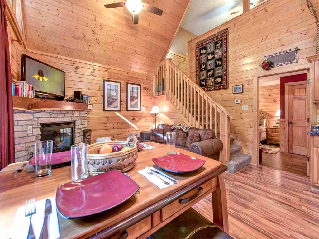 Photo of a Gatlinburg Cabin named Southern Serenity - This is the fifth photo in the set.