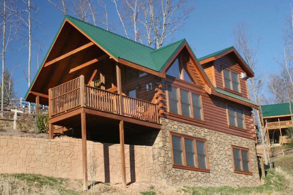Photo of a Gatlinburg Cabin named Above It All - This is the twentieth photo in the set.