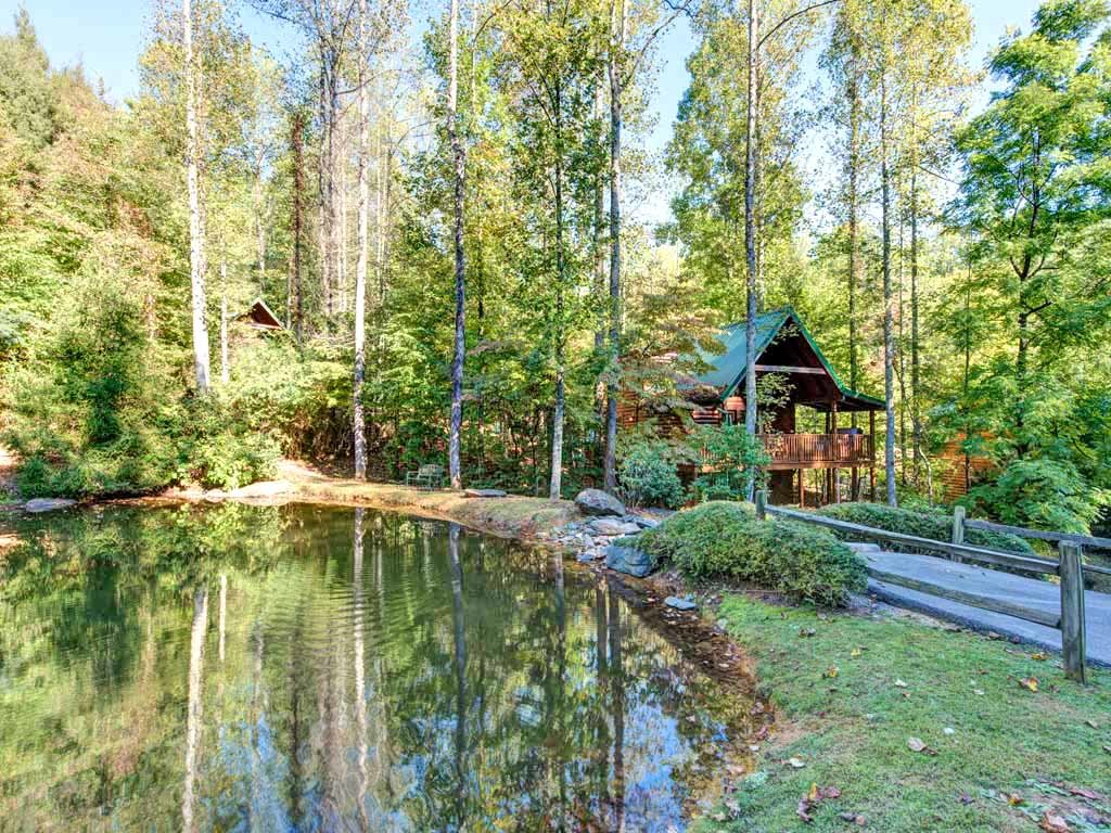 Photo of a Gatlinburg Cabin named Southern Serenity - This is the sixteenth photo in the set.