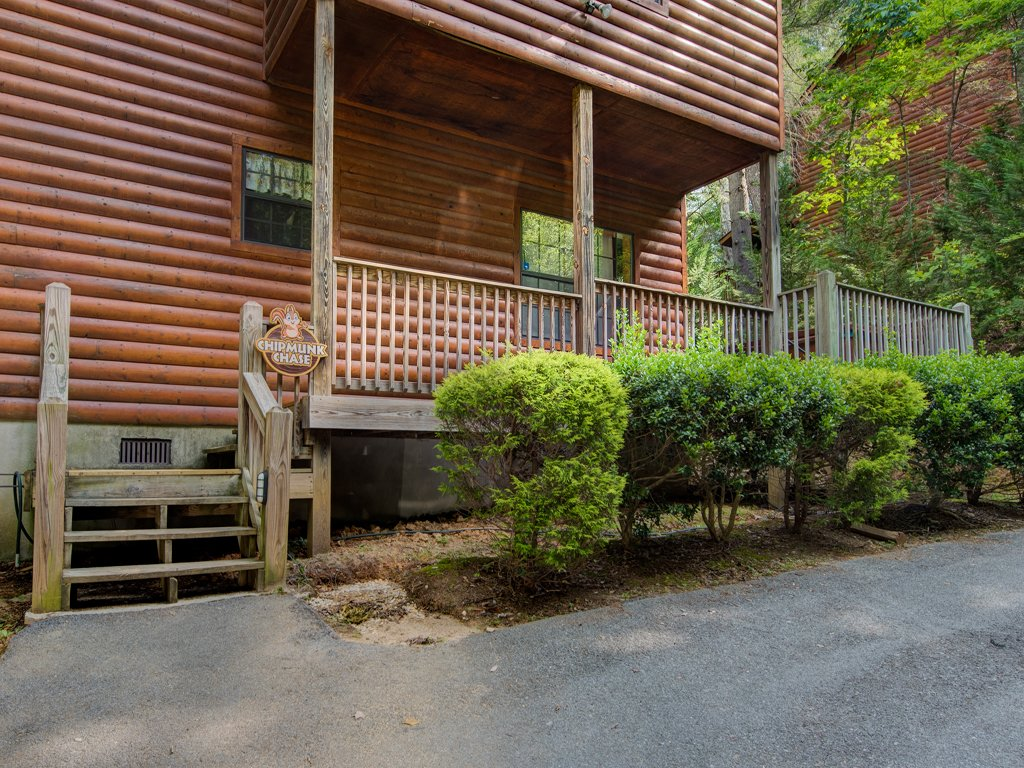 Photo of a Gatlinburg Cabin named Chipmunk Chase - This is the nineteenth photo in the set.