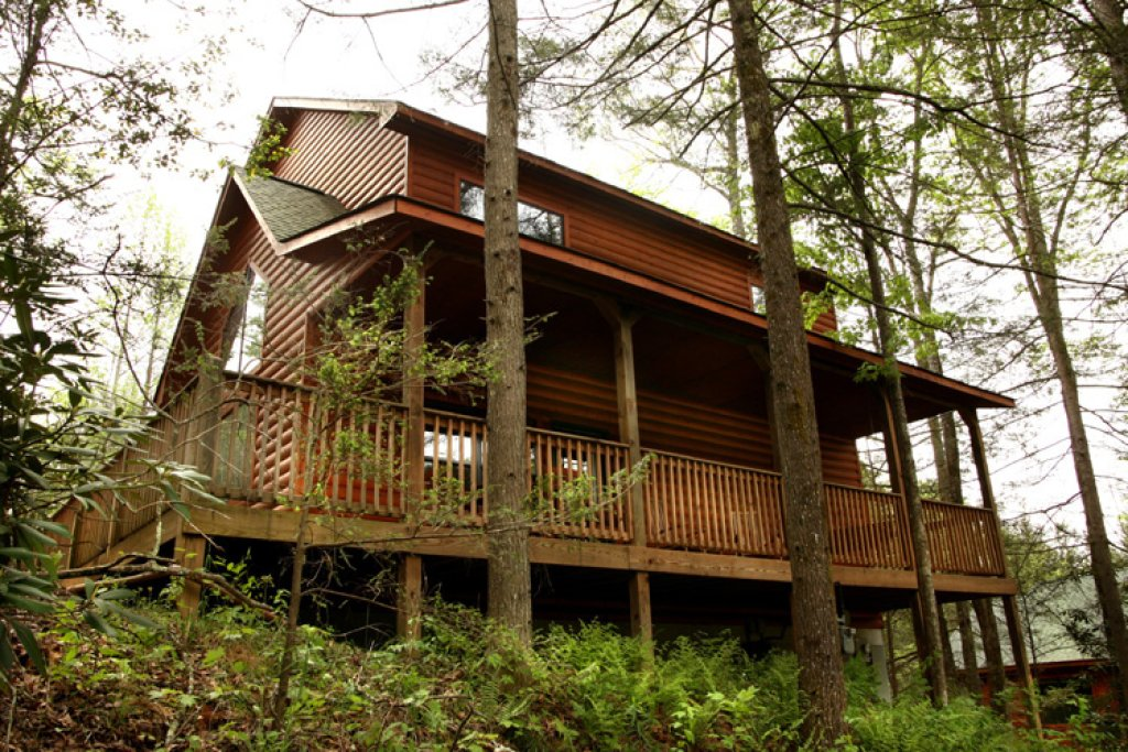 Photo of a Gatlinburg Cabin named Chipmunk Chase - This is the twentieth photo in the set.