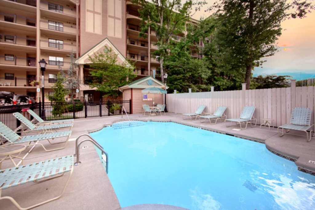 Photo of a Gatlinburg Condo named Riverfront Relaxation - This is the second photo in the set.