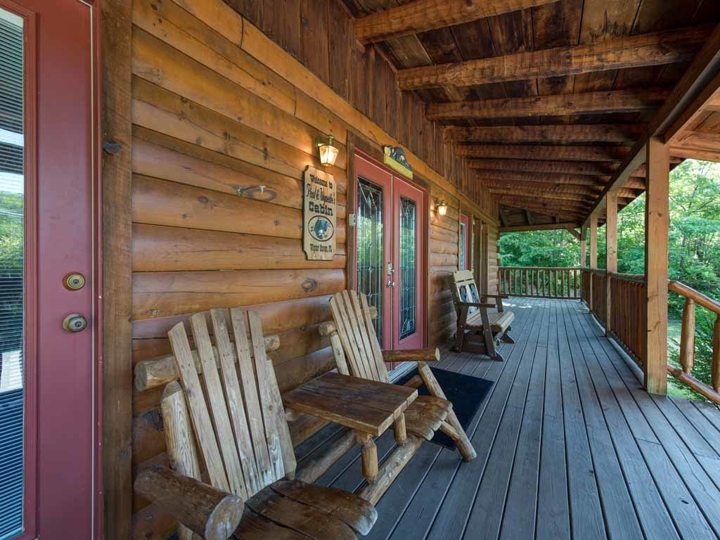 Photo of a Gatlinburg Cabin named Paul's Paradise - This is the fourth photo in the set.
