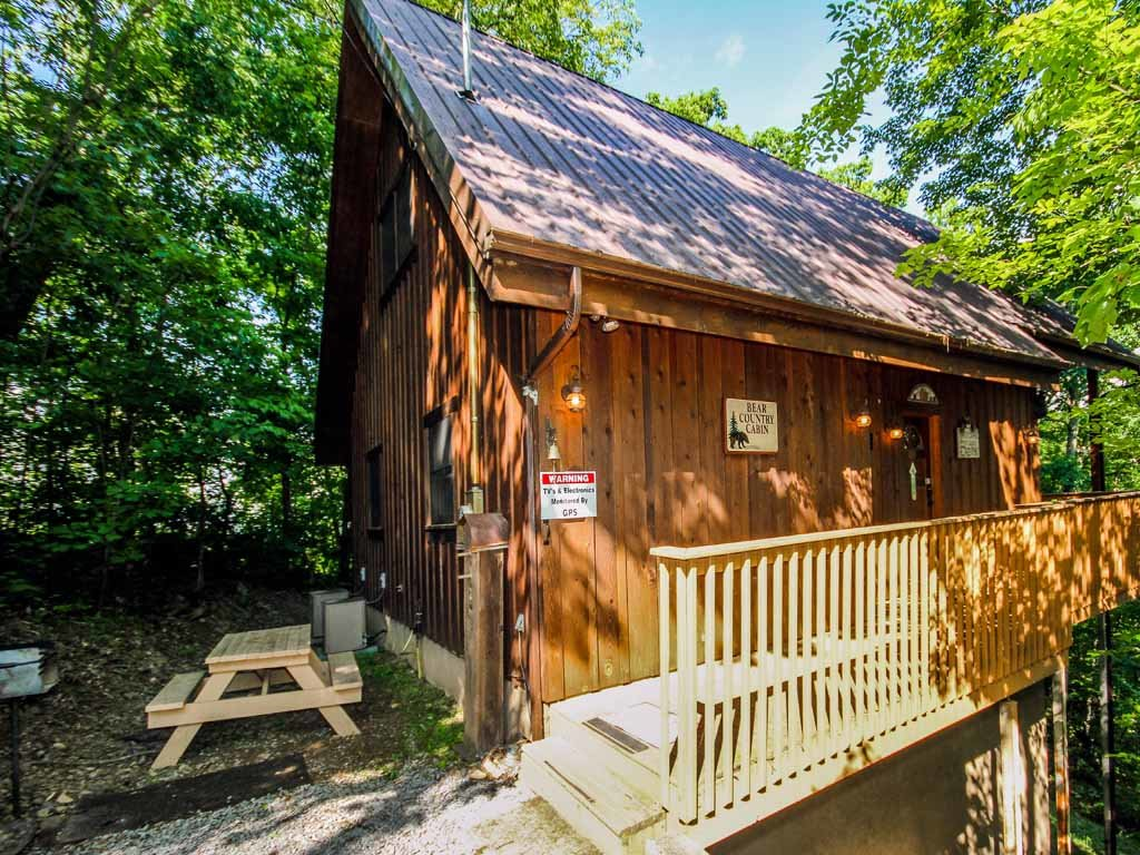 Photo of a Gatlinburg Cabin named Bear Country Cabin - This is the eighteenth photo in the set.