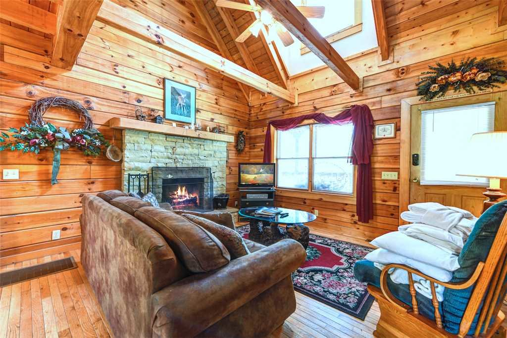 Photo of a Gatlinburg Cabin named Cherished Memories - This is the first photo in the set.
