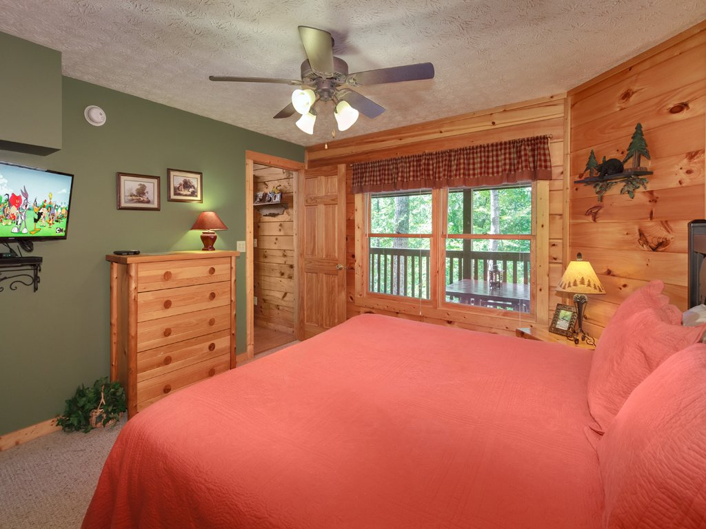 Photo of a Gatlinburg Cabin named Cub's Corner - This is the twentieth photo in the set.