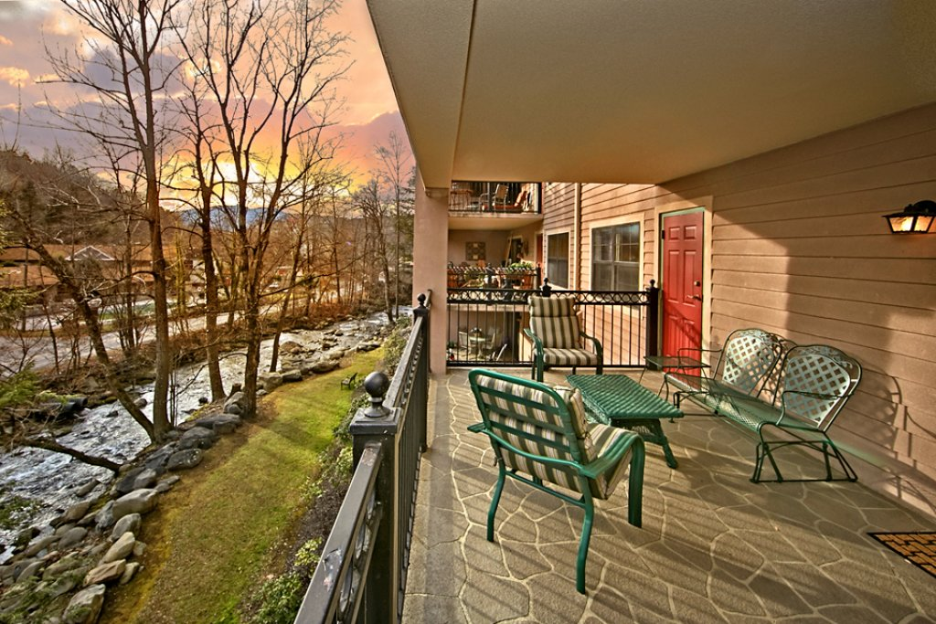 Photo of a Gatlinburg Condo named Riverfront Relaxation - This is the first photo in the set.
