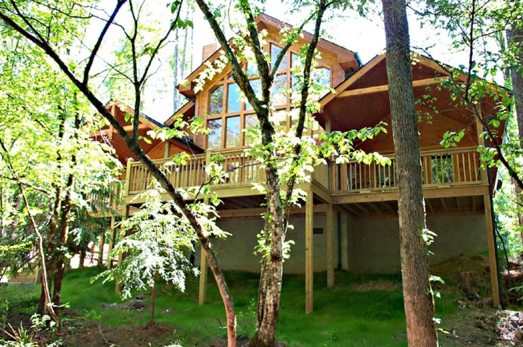 Photo of a Gatlinburg Cabin named Rivers Edge - This is the thirteenth photo in the set.