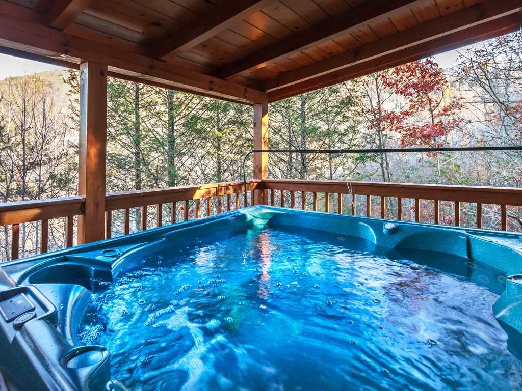 Photo of a Gatlinburg Cabin named Lazy Bear Lodge - This is the fourth photo in the set.