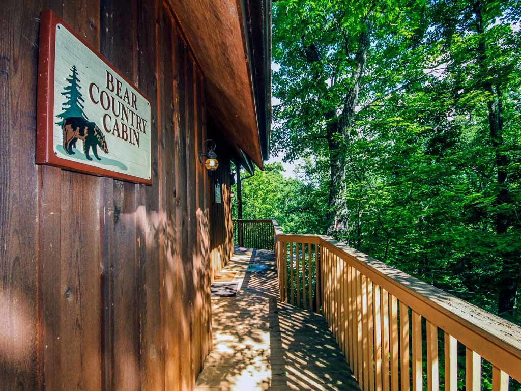 Photo of a Gatlinburg Cabin named Bear Country Cabin - This is the nineteenth photo in the set.