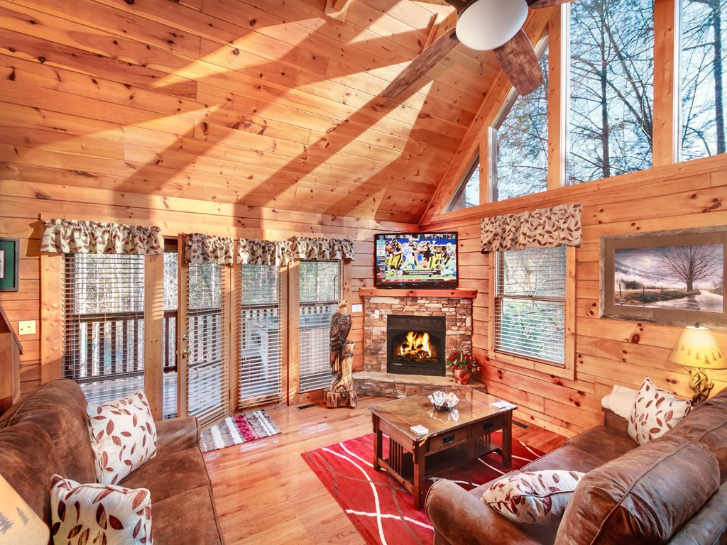 Photo of a Gatlinburg Cabin named Hidden Haven - This is the first photo in the set.