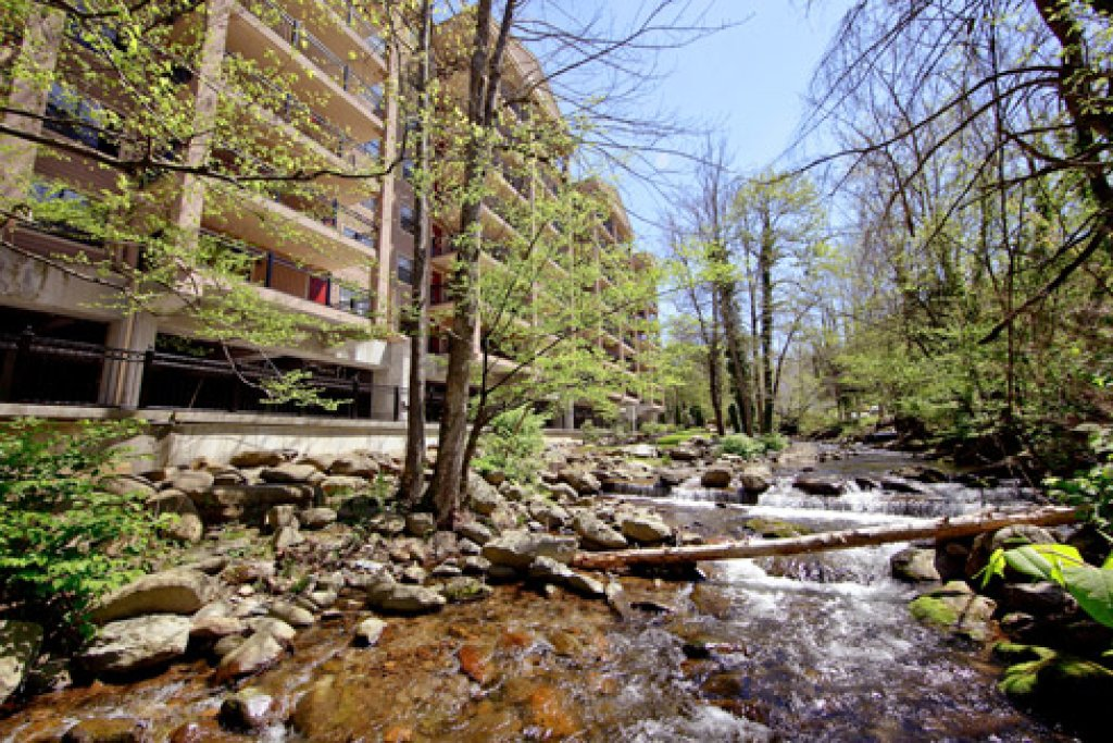 Photo of a Gatlinburg Condo named Riverfront Relaxation - This is the fifteenth photo in the set.