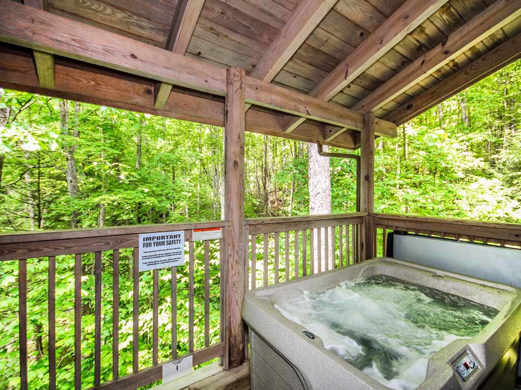 Photo of a Gatlinburg Cabin named Doe's Den - This is the first photo in the set.