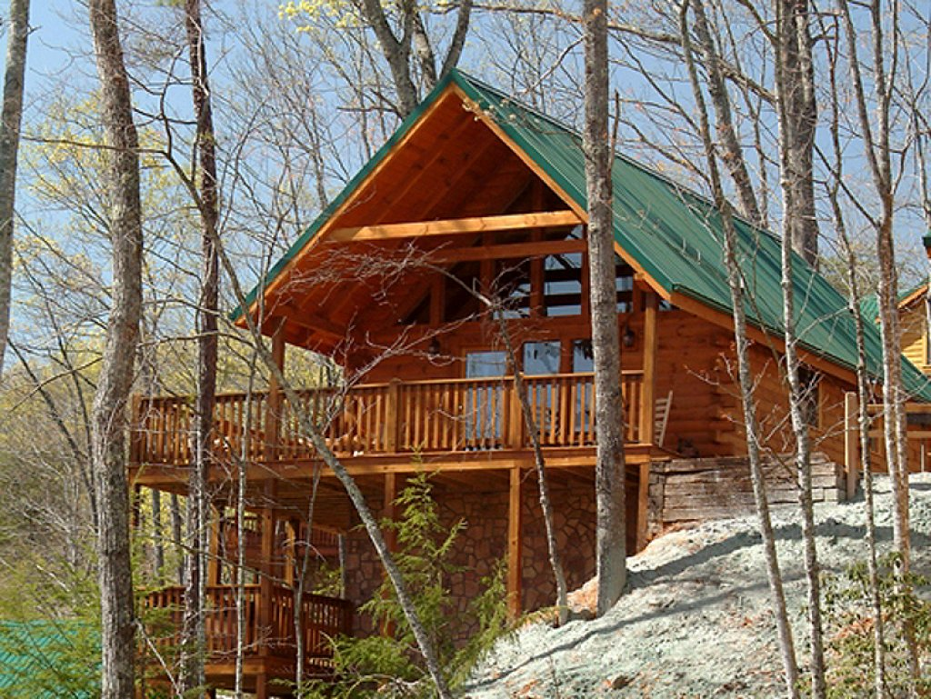 Photo of a Gatlinburg Cabin named Knotty 'n Nice - This is the twenty-seventh photo in the set.
