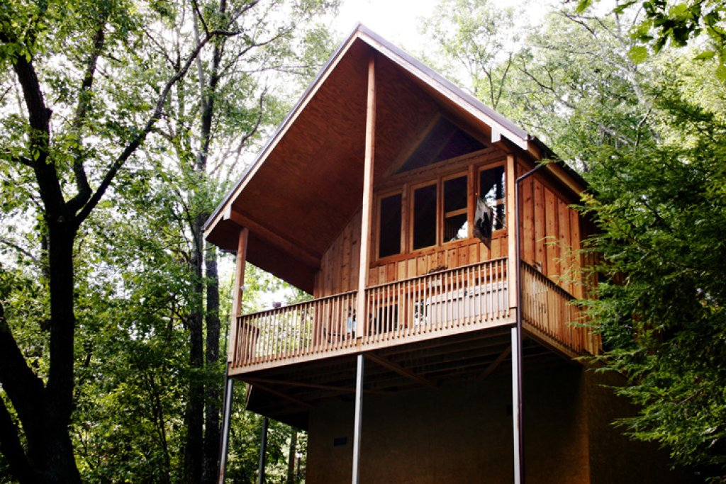 Photo of a Gatlinburg Cabin named Bear Country Cabin - This is the twenty-fifth photo in the set.
