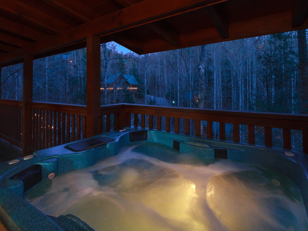 Photo of a Gatlinburg Cabin named Hidden Haven - This is the twenty-fourth photo in the set.