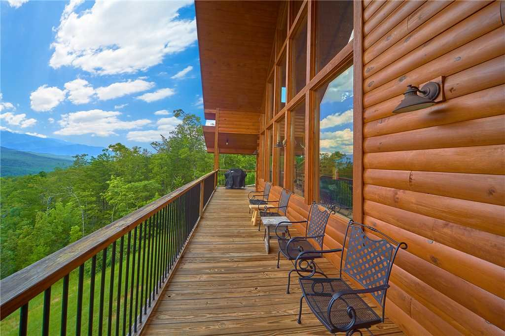 Photo of a Gatlinburg Cabin named Star Dancer - This is the eighth photo in the set.