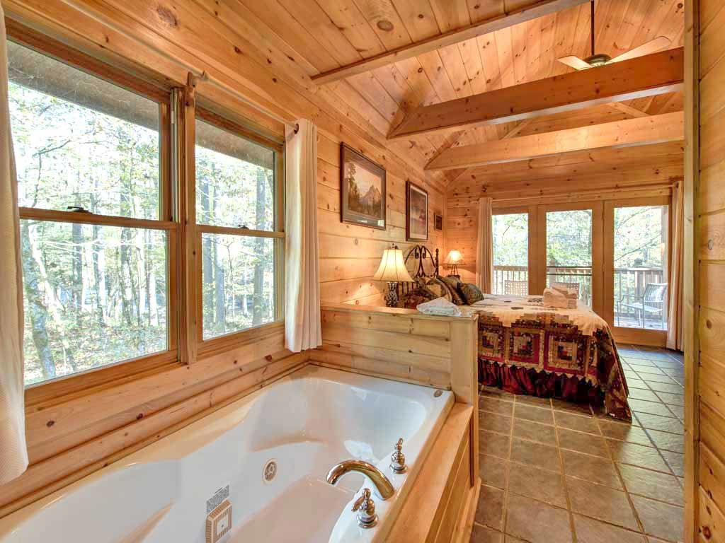 Photo of a Gatlinburg Cabin named Rivers Edge - This is the tenth photo in the set.
