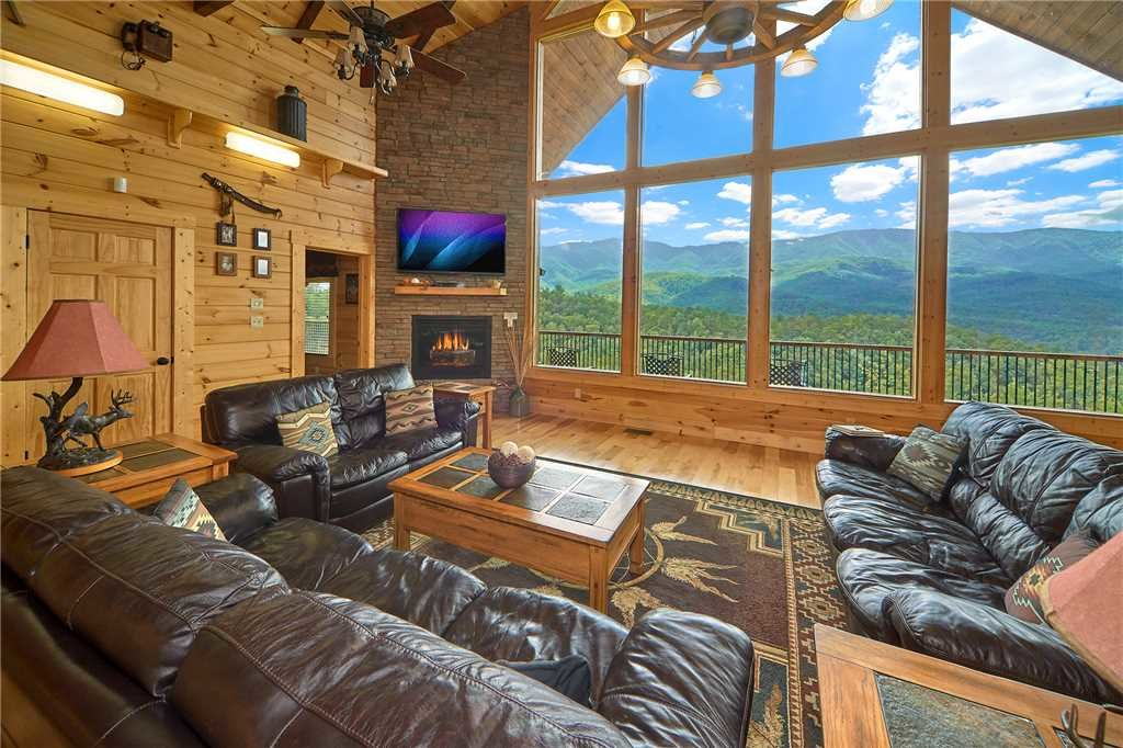 Photo of a Gatlinburg Cabin named Star Dancer - This is the fourth photo in the set.