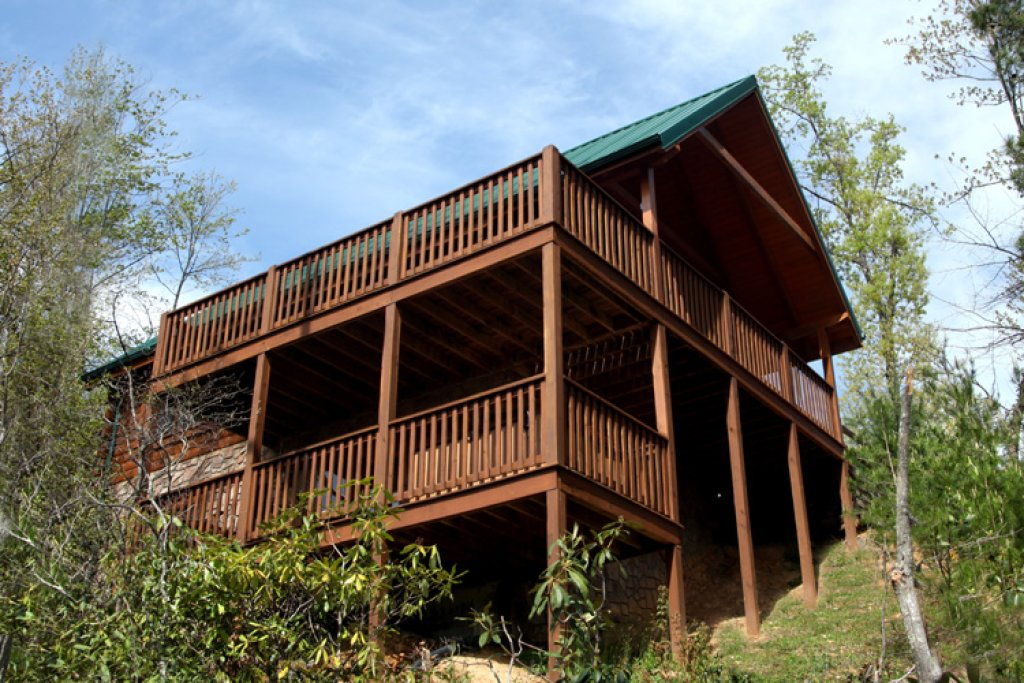 Photo of a Gatlinburg Cabin named Knotty 'n Nice - This is the twelfth photo in the set.