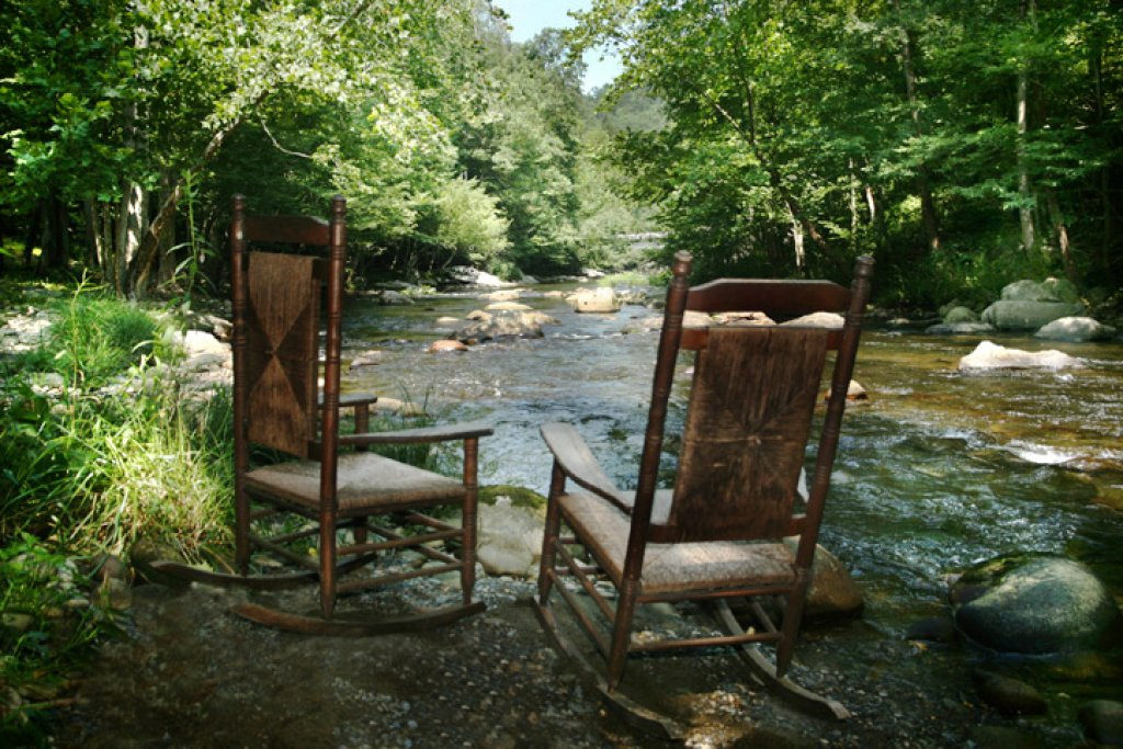 Photo of a Gatlinburg Cabin named Rivers Edge - This is the twenty-fifth photo in the set.