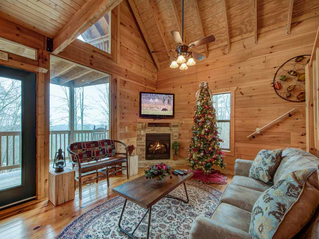 Photo of a Gatlinburg Cabin named Cozy Bear Ii - This is the first photo in the set.