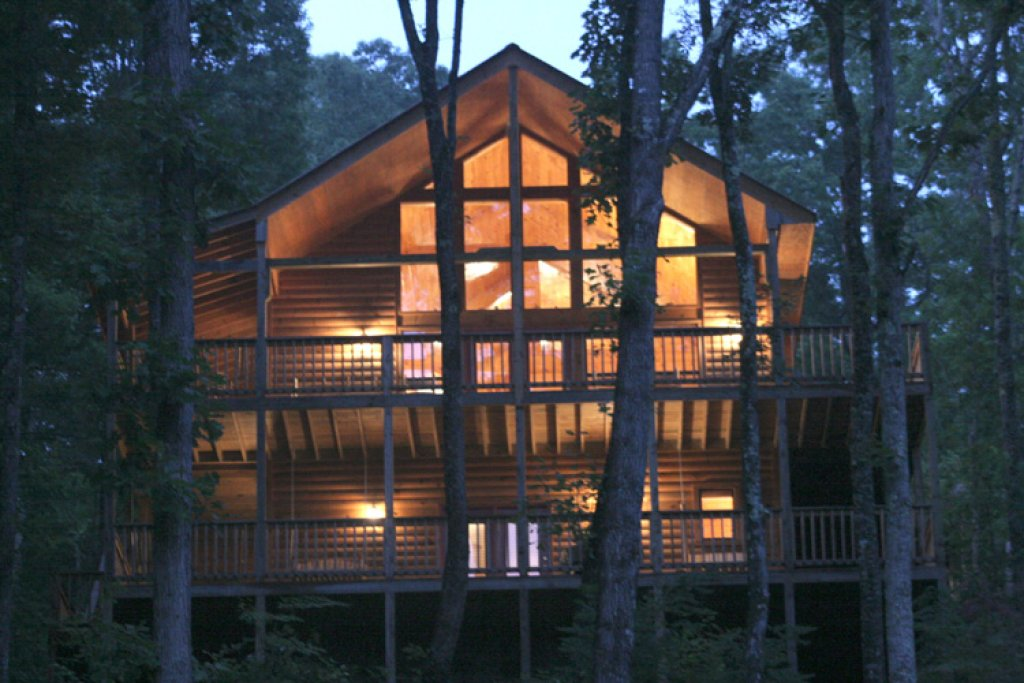 Photo of a Gatlinburg Cabin named Our Mountain Getaway - This is the tenth photo in the set.