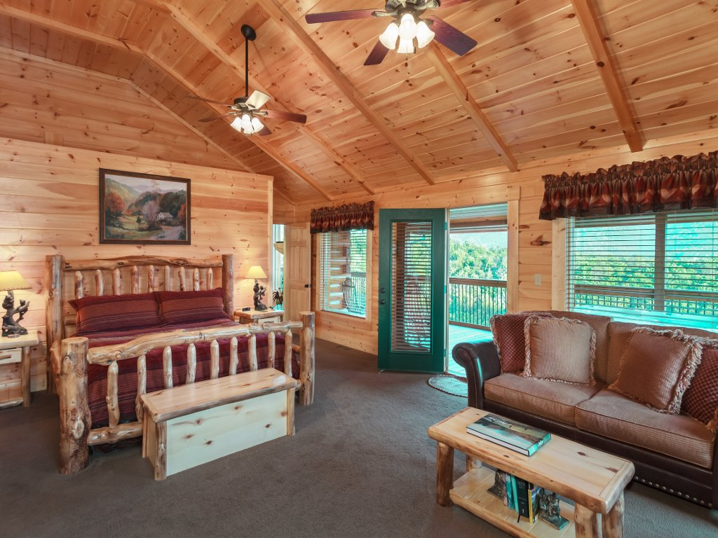 Photo of a Gatlinburg Cabin named Cloud Dancer Ii - This is the sixteenth photo in the set.
