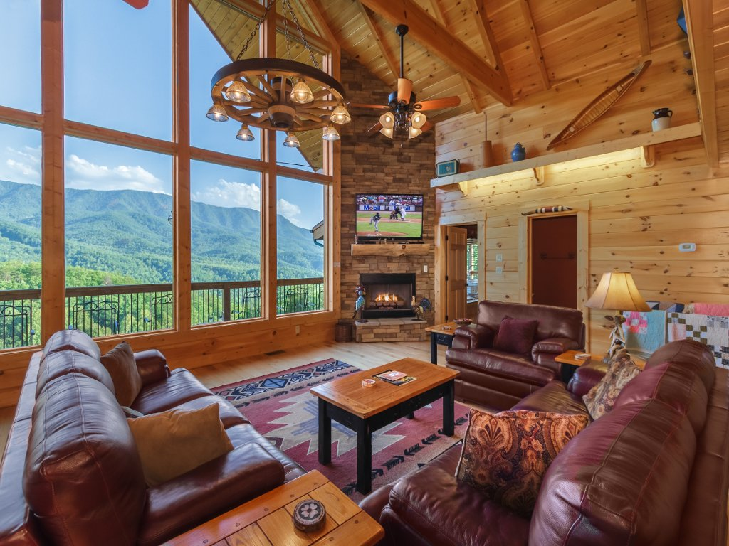 Photo of a Gatlinburg Cabin named Cloud Dancer Ii - This is the first photo in the set.