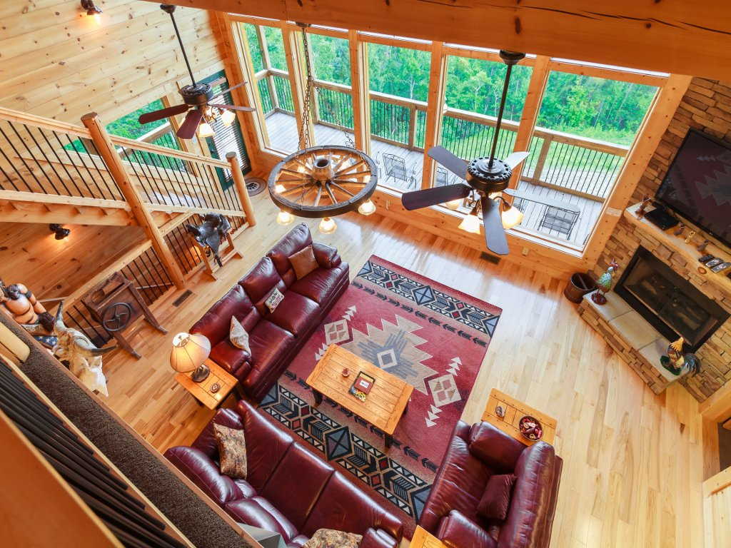 Photo of a Gatlinburg Cabin named Cloud Dancer Ii - This is the seventh photo in the set.