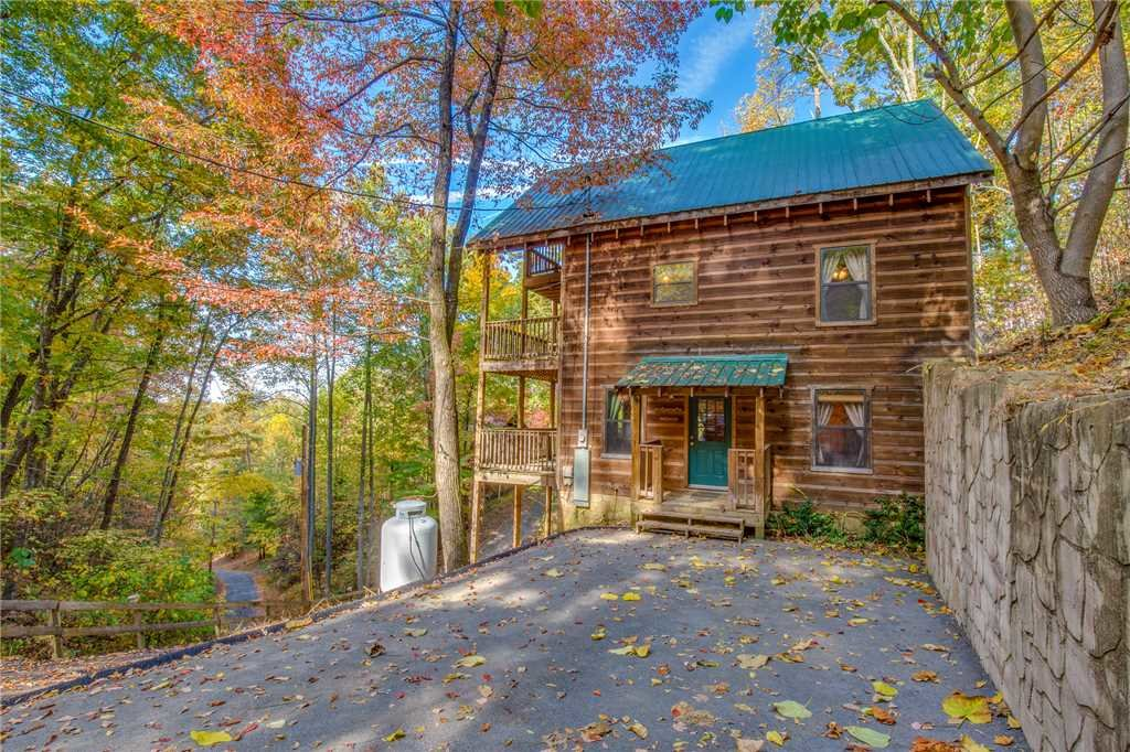 Photo of a Gatlinburg Cabin named Cozy Bear Ii - This is the twenty-fifth photo in the set.